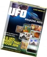 UFO Magazine - of India N 1, January 2017