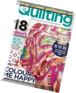 Love Patchwork & Quilting - Issue 45, 2017