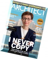 Architect Middle East - March 2017