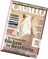 Cavallo Germany - April 2017