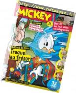 Le Journal de Mickey - 8 Mars 2017