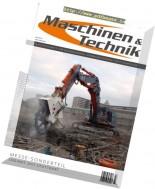 Maschinen &Technik - Marz 2017