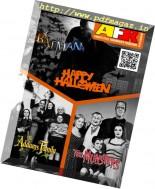 Action Figure Resource Magazine - November 2016