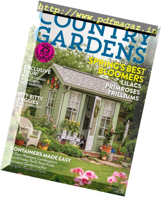 Download Country Gardens Spring 2017 PDF Magazine