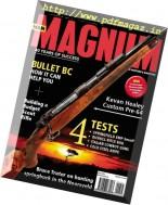 Man Magnum - April 2017