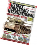 Military Modelcraft International - March 2017