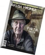Artist Profile - Issue 38, 2017