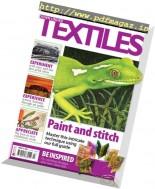 Down Under Textiles - Issue 27, 2017