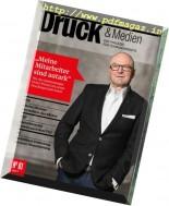 Druck & Medien - Nr.1, 2017