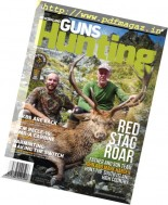 New Zealand Guns & Hunting Magazine - March-April 2017