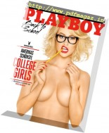 Playboy Germany - Special Digital Edition - Back to School - 2016