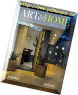 Art & Home - February-March 2017