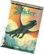Spider Magazine - March 2017