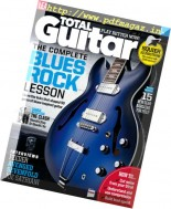 Total Guitar - April 2017