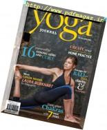 Yoga Journal Singapore - February-March 2017