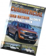 NZ Light Commercial Vehicle - February-March 2017