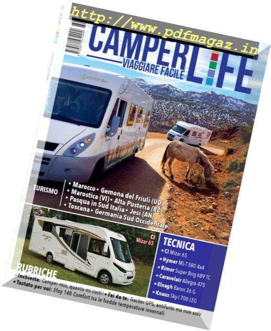 Camper Life - Marzo 2017