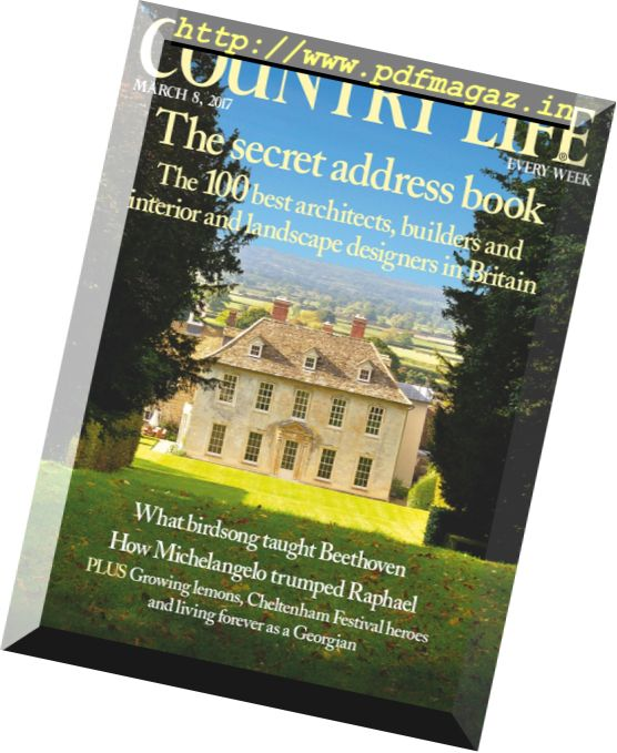Country Life UK - 8 March 2017