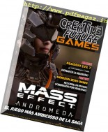 Creative Future Games - Marzo 2017