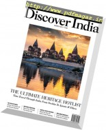 Discover India - March 2017