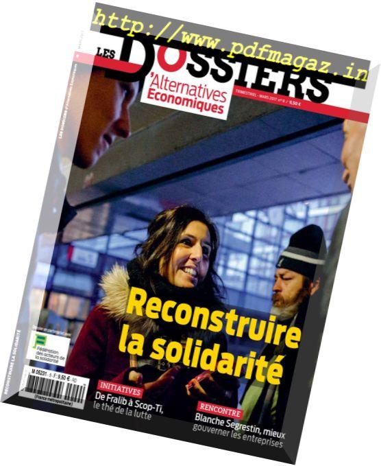 Les Dossiers d'Alternatives Economiques - Mars 2017
