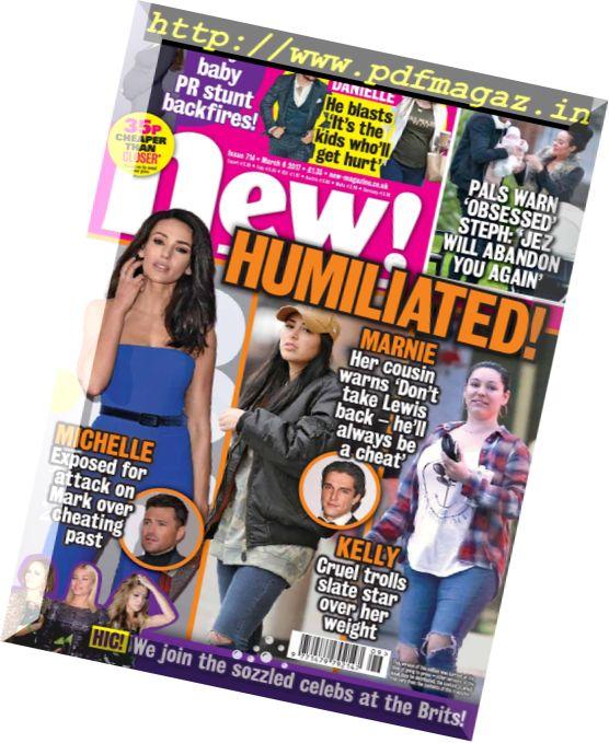 New! Magazine - 6 March 2017