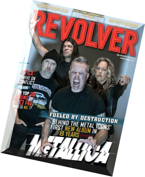 Revolver - December 2016-January 2017