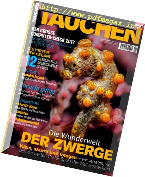 Tauchen - April 2017