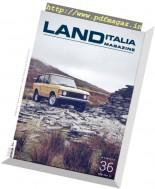 Land Italia - Gennaio-Febbraio 2017