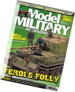 Model Military International - Issue 132, April 2017