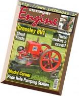 Stationary Engine - May 2017