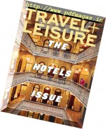 Travel+Leisure USA - March 2017