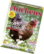 Your Chickens - March 2017