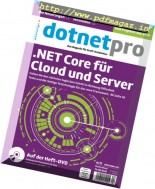 dotnetpro Germany - April 2017