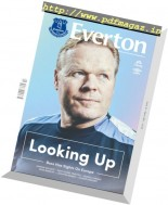 Everton - March 2017