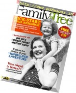 Family Tree UK - April 2017