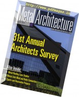 Metal Architecture - March 2017