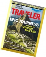 National Geographic Traveler USA - April - May 2017