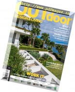 Outdoor Design & Living - Issue 34. 2016