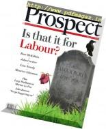 Prospect Magazine - April 2017