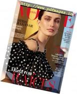 Vogue Spain - Marzo 2017