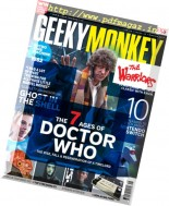 Geeky Monkey - Issue 18, March 2017