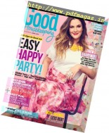 Good Housekeeping South Africa - April 2017