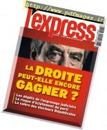 L'Express - 8 au 14 Mars 2017
