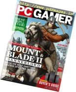 PC Gamer UK - April 2017
