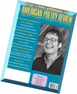 The American Poetry Review - March-April 2017