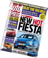 Auto Express - Special Issue N 1462 - 1-21 March 2017