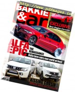 Bakkie & Car - April 2017