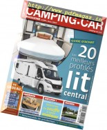 Camping-car Magazine - Avril 2017