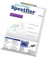 Electronic Specifier France - Janvier-Fevrier 2017